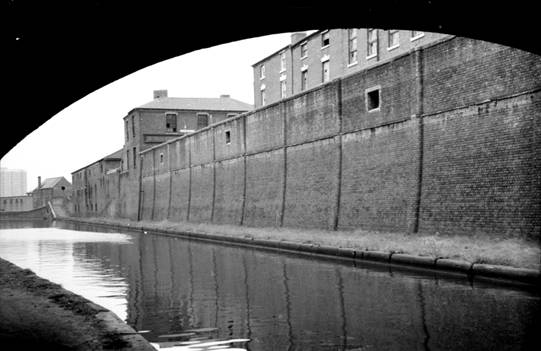 Side By Side Atv >> Brindley Place canal side – Then and Now | My CMS
